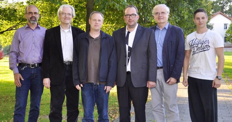 Vorstand SPD-Ortsverein Biederitz