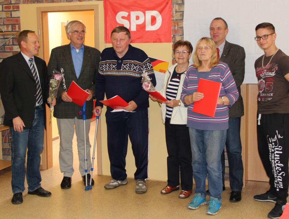25 Jahre SPD